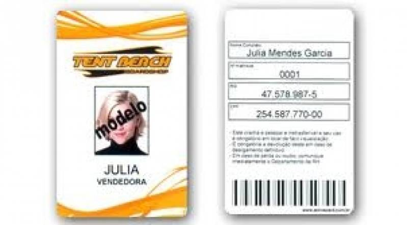 Cartão de Acesso Preço Vila Mariana - Controle de Acesso Informatizado
