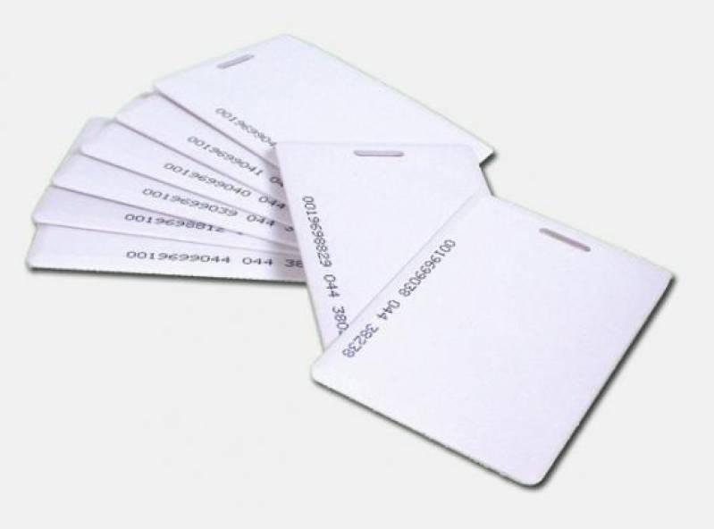 Cartão de Acesso José Bonifácio - Controle de Acesso Informatizado