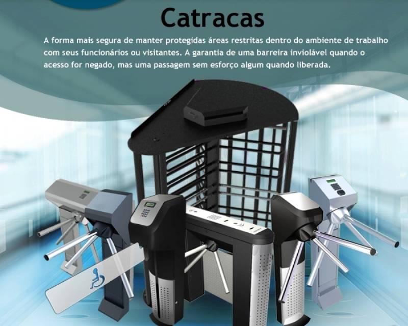Catracas para Controle de Acesso Vila Leopoldina - Catracas de Segurança em Sp