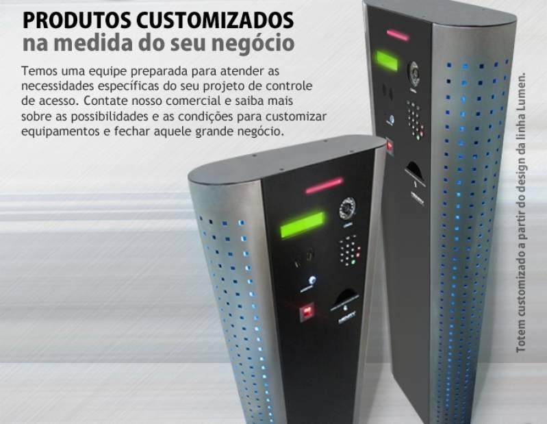 Controle de Acesso em São Paulo Preço Glicério - Controle de Acesso Biométrico