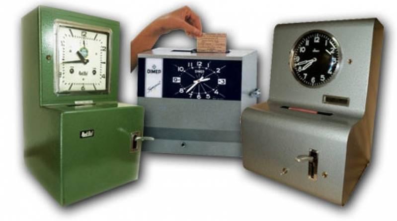Manutenção de Relógios de Ponto em Sp Cotia - Empresas de Manutenção de Relógio de Ponto