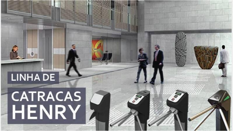Orçamento para Catraca de Segurança Barra Funda - Catracas de Acesso Biométrico
