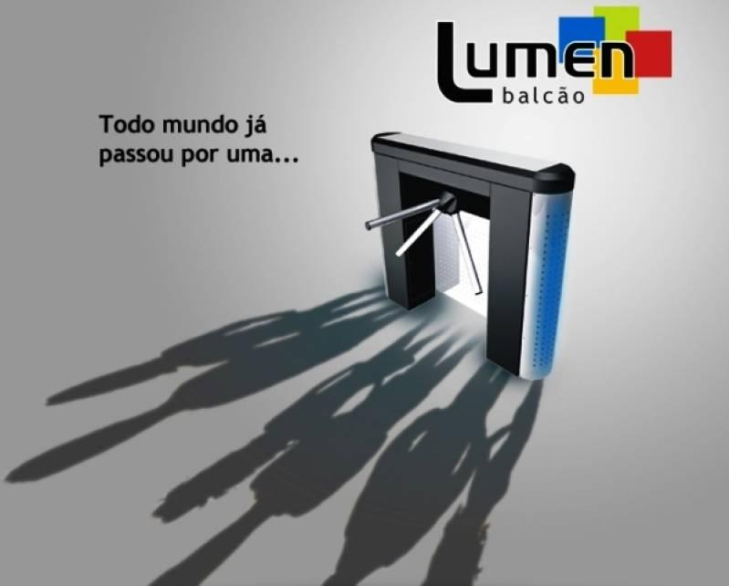 Orçamento para Catracas de Segurança em São Paulo Butantã - Catraca Eletrônica Biométrica