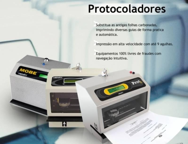 Protocolador de Documentos São Lourenço da Serra - Protocoladores Elétrico Automático