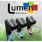 catraca eletrônica biométrica preço Itapevi