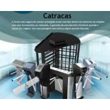 catracas para controle de acesso Engenheiro Goulart