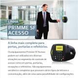controle de acesso informatizado preço Cidade Ademar