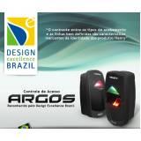 controle de acesso linear Brasilândia