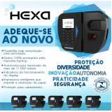 empresa de manutenção em relógio de ponto henry plus Pinheiros