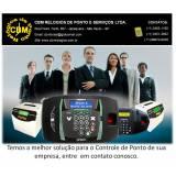 empresas de relógio de ponto Capão Redondo