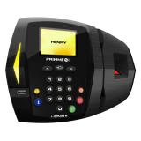 manutenção de relógio de ponto biométrico