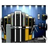 orçamento para software de controle de acesso biométrico Arujá